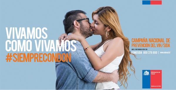 Trans En La Campaña De Prevención Del VIH 2015