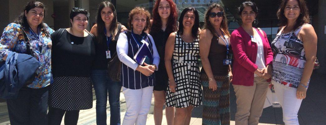 Asociación OTD Junto Al Servicio Salud Talcahuano Capacita A Profesionales Sobre Protocolo De Salud Trans