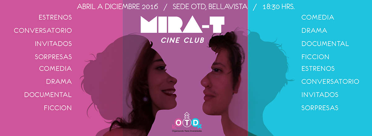 Cine Club MIRA-T Chile