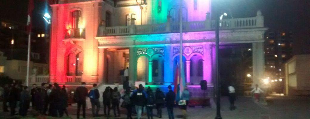 Día Internacional Contra La Homo-Lesbo-Bi-Transfobia