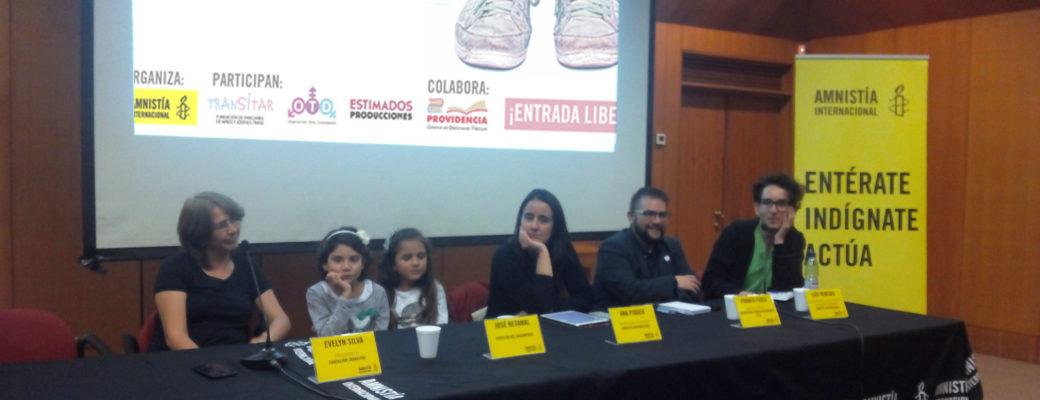 Conversatorio Trans Organizado Por Amnistía Internacional