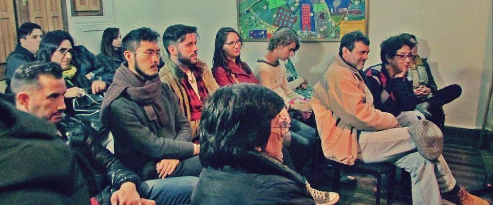 Encuentro De CINE CLUB MIRA-T
