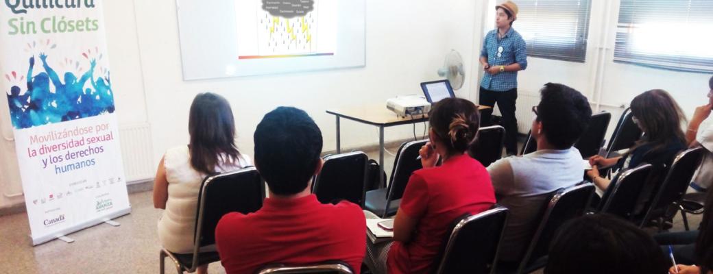 """Exitosa Campaña De Educación: """"Quilicura Sin Clósets"""""""