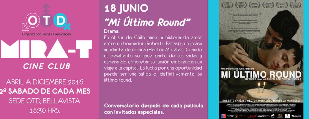 Próximo Encuentro De CINE CLUB MIRA-T