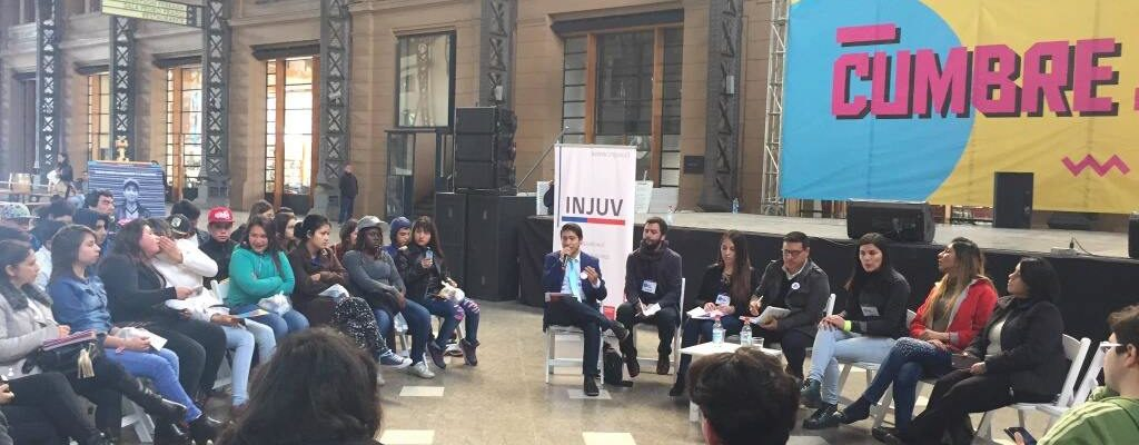 OTD Chile En Cumbre Joven Injuv