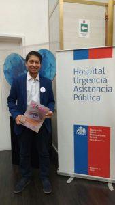 Michel Riquelme, presidente de OTD Chile