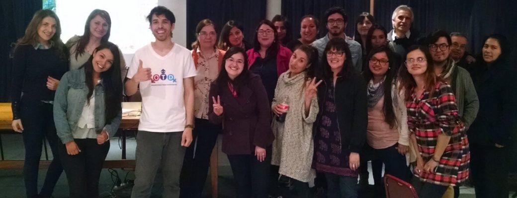 OTD Chile Participa En Capacitación De Convivencia Escolar De Colegios Públicos De Conchalí
