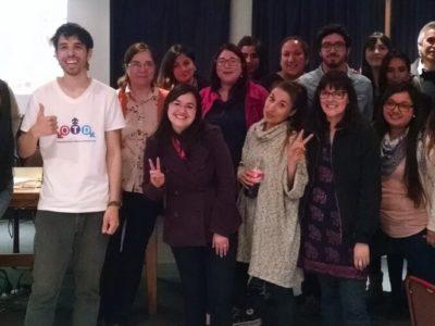 Taller Con Colegios De Conchalí 13/10/2016
