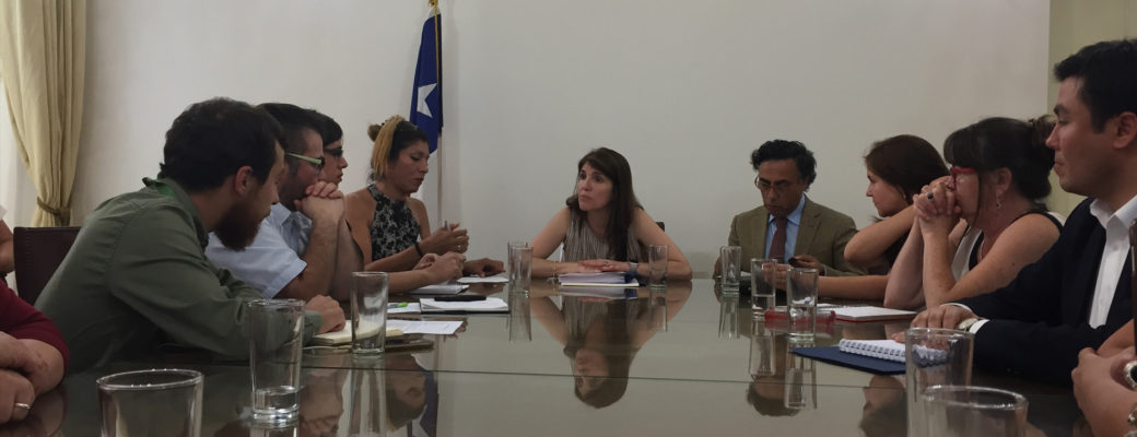 Organizaciones Trans Se Reúnen Con Ministra Paula Narváez Para Abordar La Importancia De Tener Una Ley De Identidad De Género.