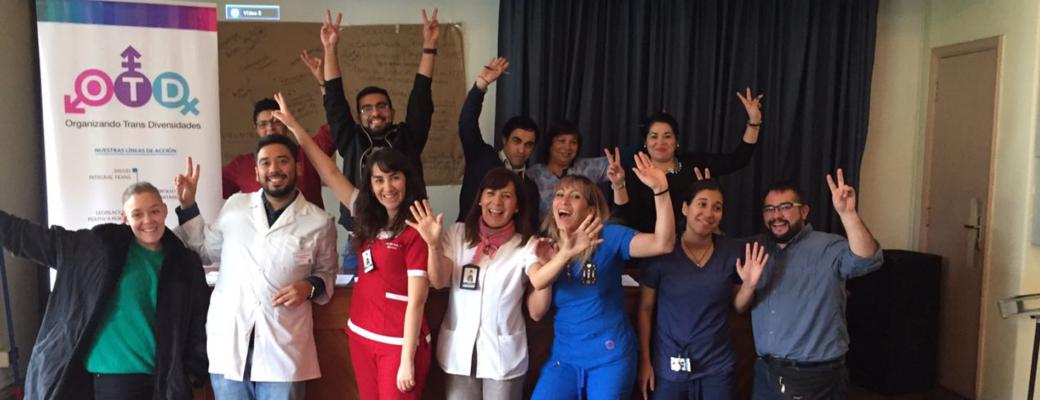 Funcionaries Del Hospital San Juan De Dios Se Capacitan En Mejorar Atención A Usuaries LGBTI