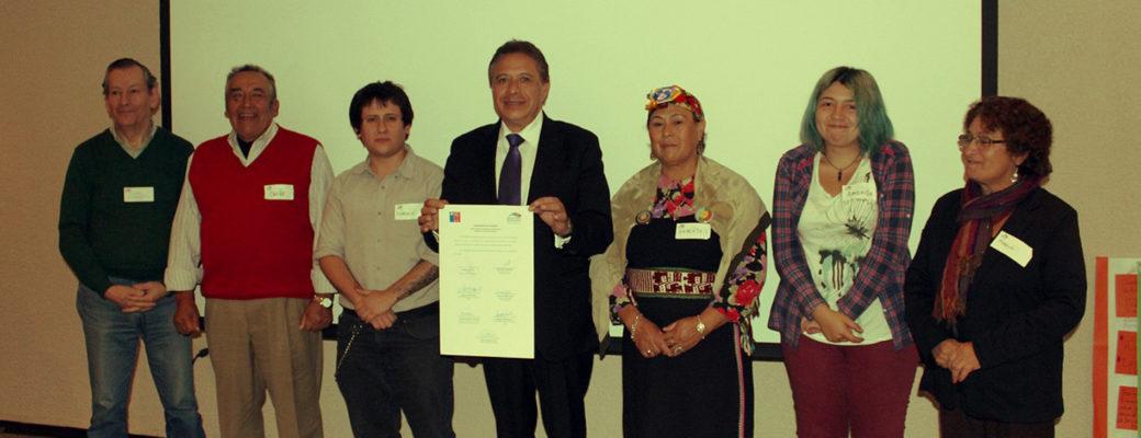 OTD Sur Asiste A Ceremonia De Cuenta Pública Participativa De Dirección Del Servicio De Salud De Talcahuano.