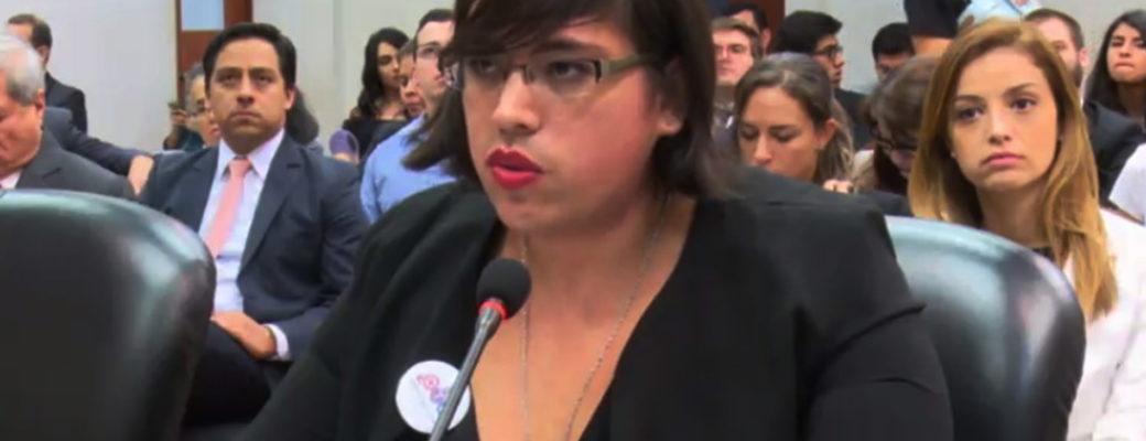 [VIDEO] Intervención Asesora Jurídica De OTDChile , Constanza Valdes En Corte Interamericana De DDHH, Costa Rica