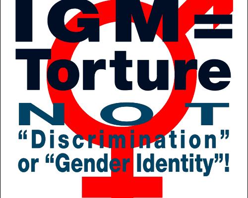 ¡URGENTE! Llamado Para Responder Carta Abierta Dirigida A Mutiladores De Genitales De Personas Intersex!