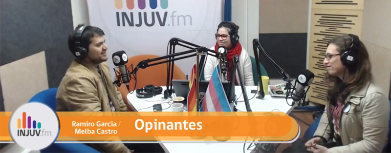 """[Video] Entrevista Constanza De La Cerda En Programa """"Opinantes"""" De Injuv"""