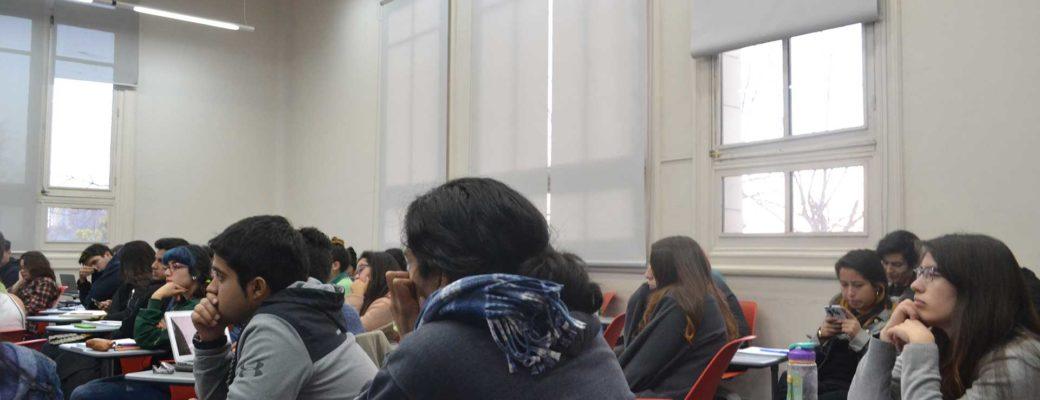 Trans No Binarios Imparten Clase De Identidad De Género En Univesidad De Chile