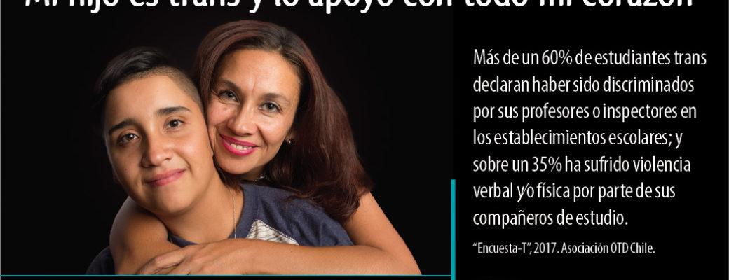 Asociación OTD Chile Difunde Masiva Campaña En El Metro