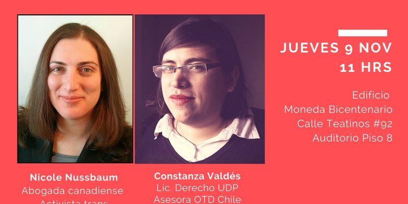 DD.HH. Y Personas Trans: Experiencia Canadá-Chile