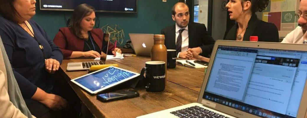 Directore De OTD Chile Participa En Capacitación Para Activistas Internacionales En Nueva York