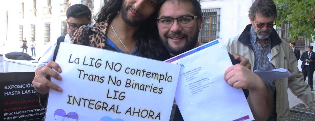 Trans No Binarie Accede A Tratamiento Hormonal Sin Patologización En El Hospital Sótero Del Río