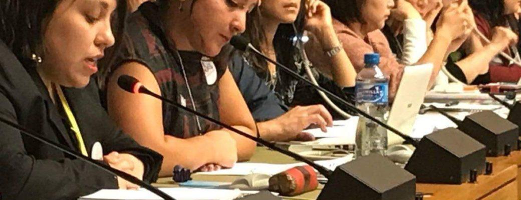 OTD Chile Participa En El 69 Sesión De La CEDAW En Ginebra