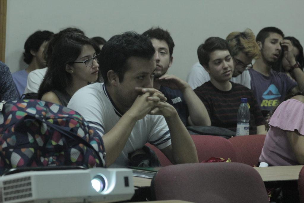 Estudiantes Universidad de Chile