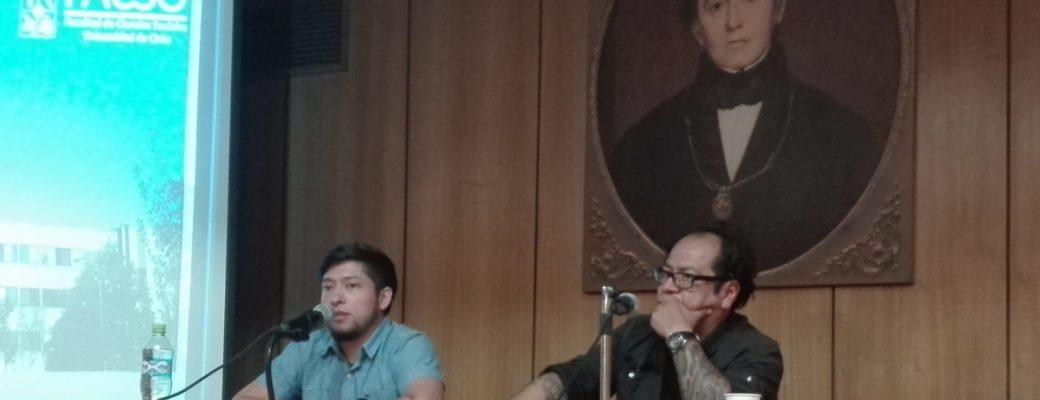 Michel Riquelme Participa En Clase Magistral En La Universidad De Chile