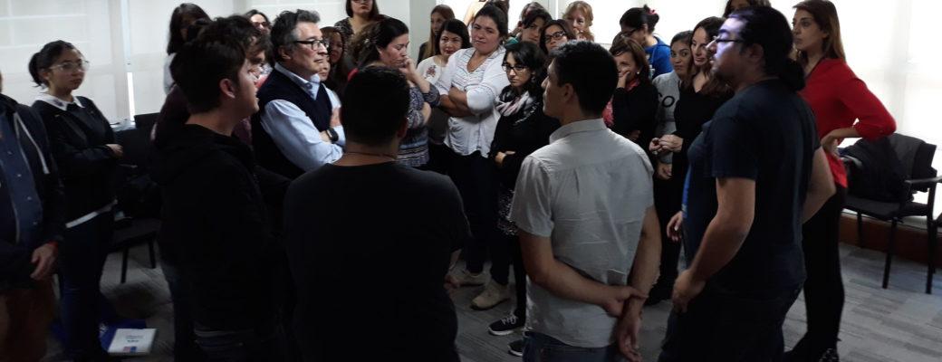 OTD Chile Y SSMC Trabajan En Conjunto Para Mejorar La Atención A Personas Trans