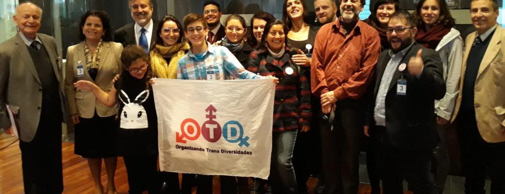 OTD Chile Organiza Seminario Sobre Ley De Identidad De Género En El Congreso