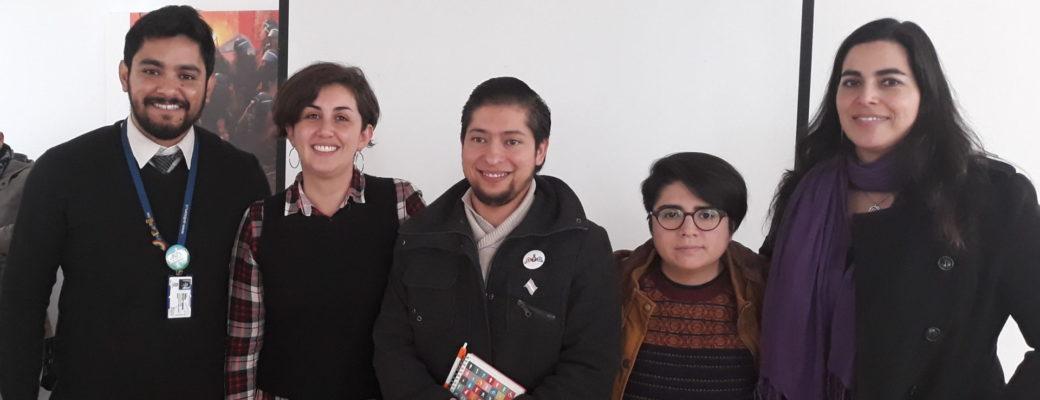 OTD Chile Participa En Conversatorio Sobre Trans Diversidades En Quilicura