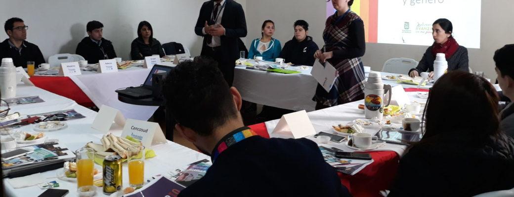 OTD Chile Participa En Conversatorio Sobre La Inclusión Laboral De Personas Trans En Quilicura