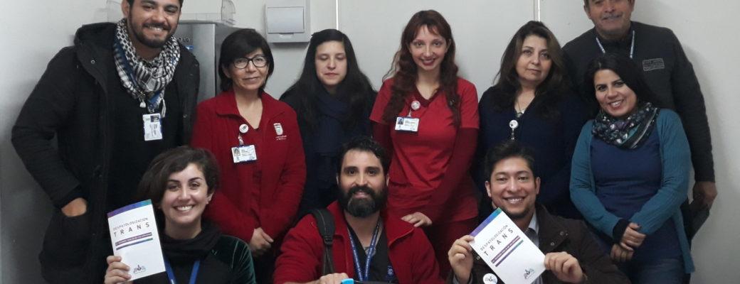 OTD Chile Capacita A Funcionaries De Salud De Quilicura