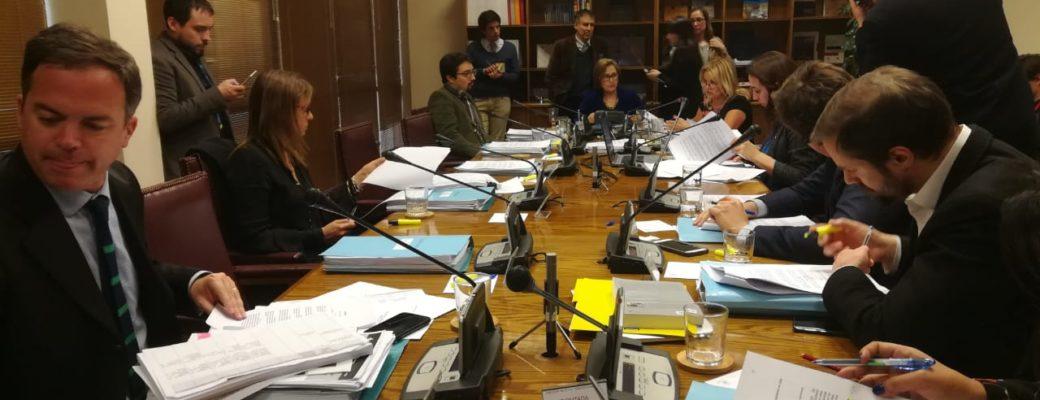 Comisión Mixta Despacha El Proyecto De Ley De Identidad De Género