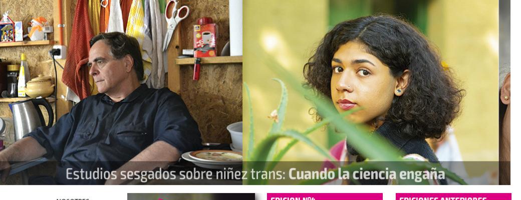 OTD Chile Lanza Sitio Web De Revista Le Trans