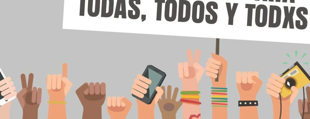 CONTRA EL RACISMO: DIGNIDAD, JUSTICIA Y HUMANIDAD PARA TODXS.