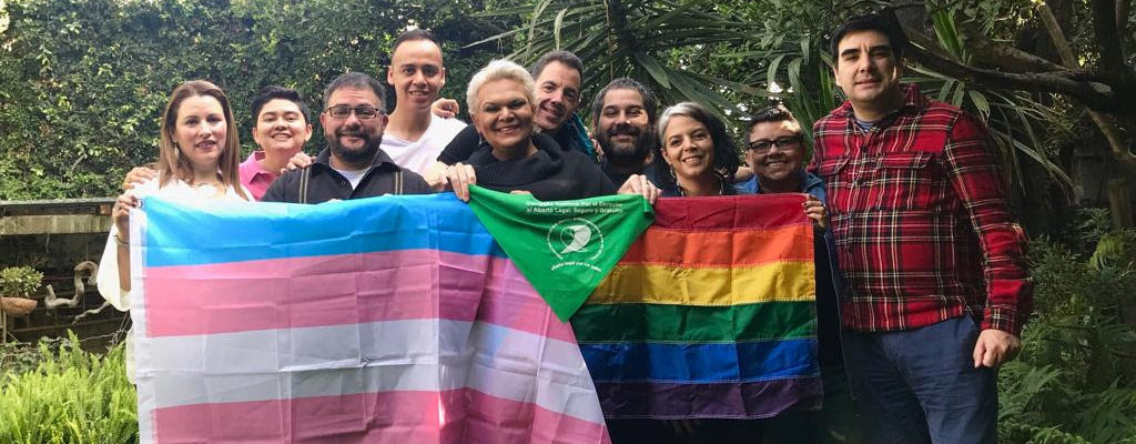 Reunión Del Consejo Regional De ILGALAC En México