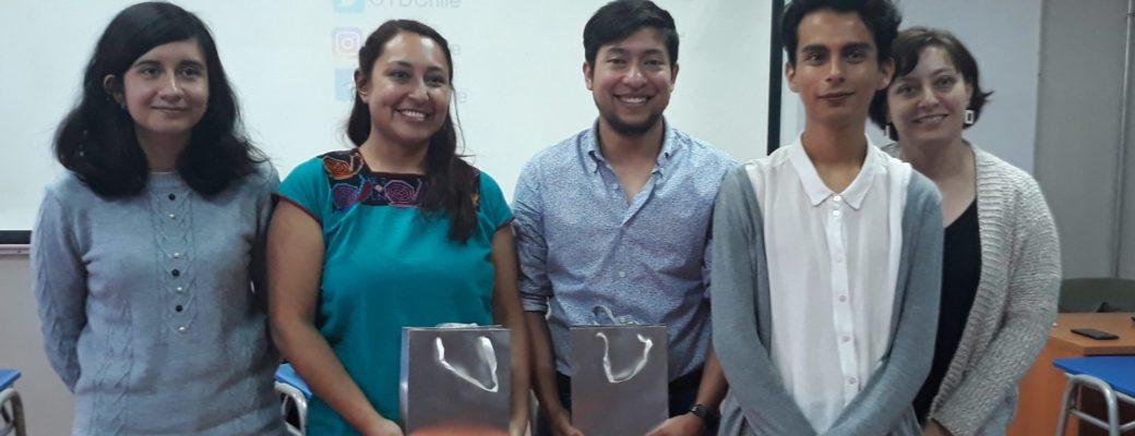 Coordinadore De OTD Participa En Charla Sobre El Uso Del Lenguaje Inclusivo En La USACH
