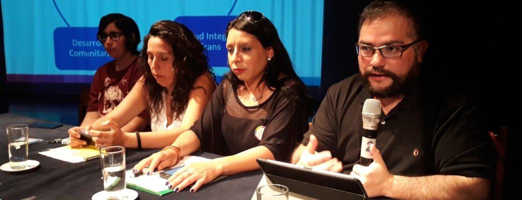 Coordinador De OTD Chile Participa En Seminario Sobre Los Desafíos De Ser Trans En Chile