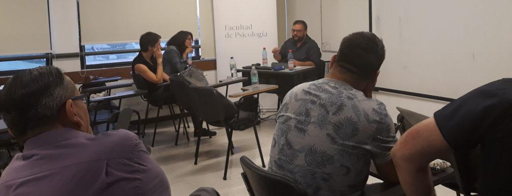Coordinador De OTD Chile Participa En Seminario Sobre La Despatologización En Universidad Alberto Hurtado