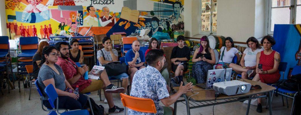 Coordinadore De OTD Expone Sobre Las Consecuencias De La Transfobia
