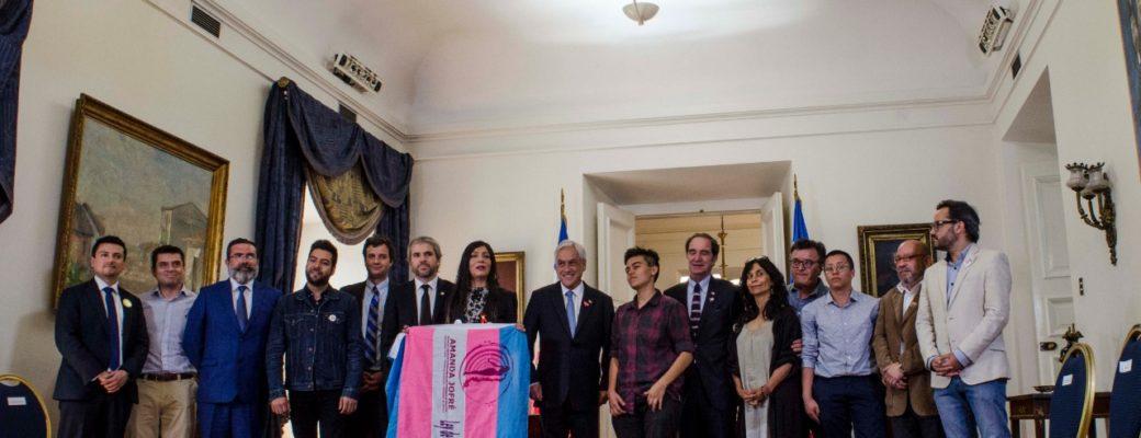 Presidente Promulga Ley De Identidad De Género