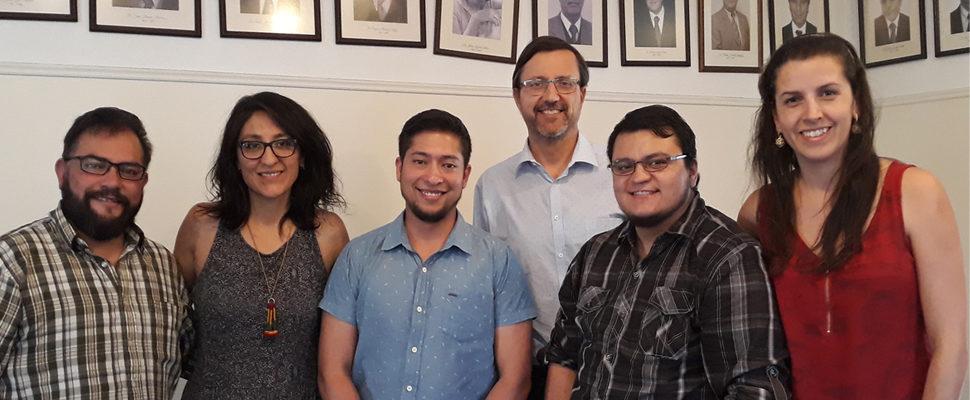 OTD Chile Y Sociedad De Endocrinología Inician Diálogo Para Futuro Trabajo Colaborativo