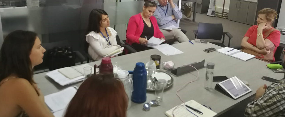 OTD Chile Attends Meeting To Resolve Trans Student Discrimination Case At Santiago's High School