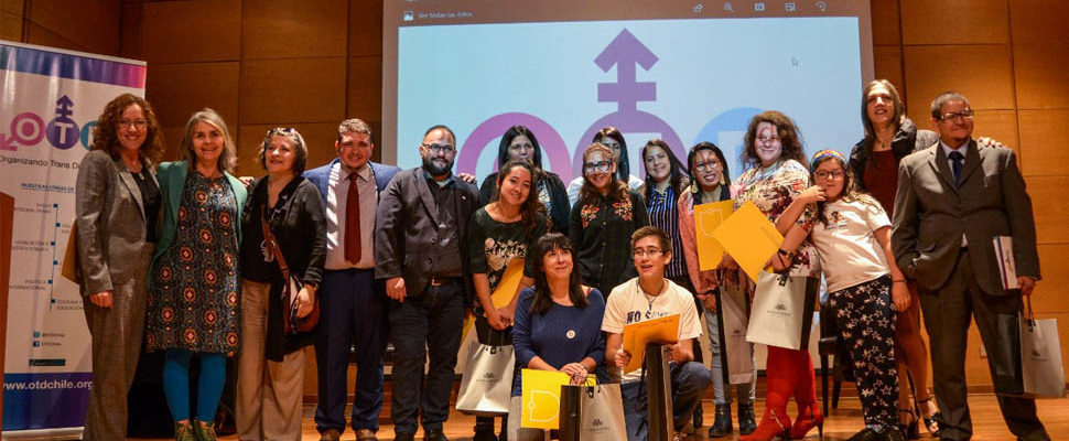OTD Chile Holds Successful Seminar On Trans Childhood And Education
