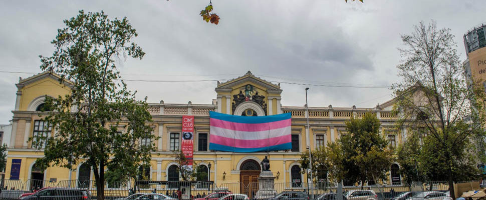 OTD Chile Commemorates Trans Visibility Day