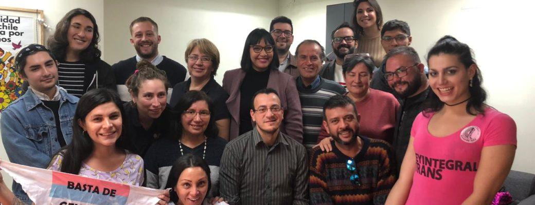 Diputada Castillo Convoca Mesa Consultiva Para Bancada Transversal Por La Diversidad