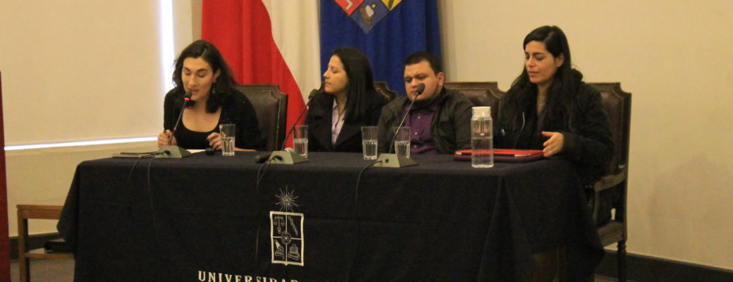 OTD And The Office Of Equity And Inclusion Of The University Of Chile Organize The First Trans Integral Health Conference