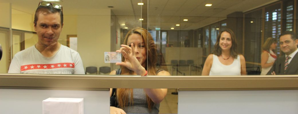 Valeria Pinto, The First Trans Person To Obtain Her New ID Card Through The Gender Identity Law