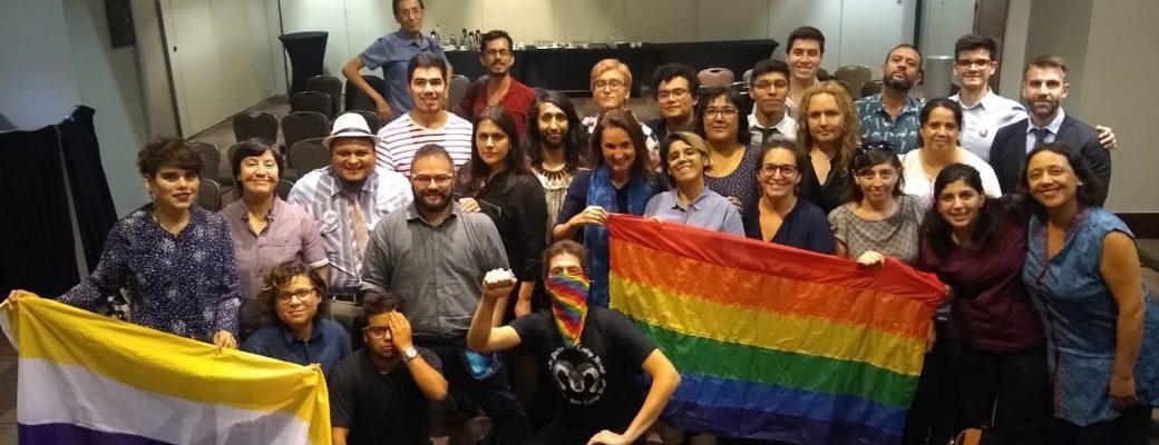 OTD Chile Participó En La Visita In Loco Que Realiza La CIDH En Chile