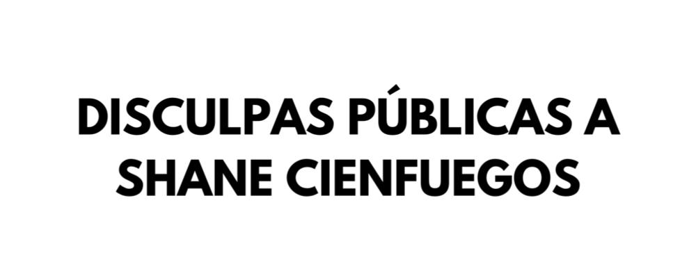 Disculpas Públicas De La Asamblea Y Equipo De Asociación OTD Chile