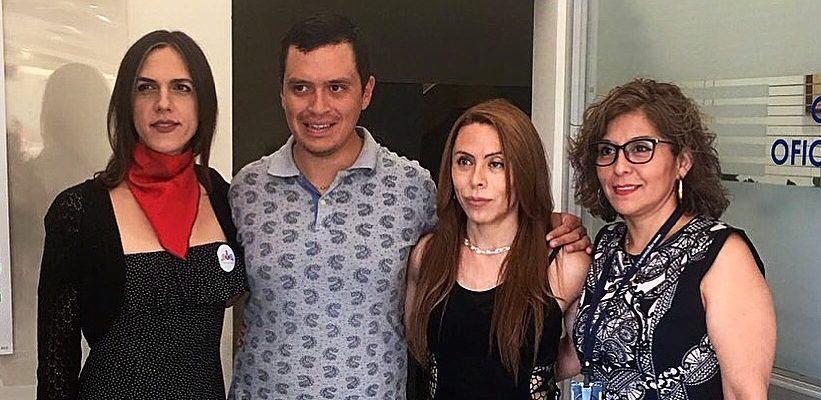 Valeria Pinto Primera Persona Trans En Cambiar Su Nombre Y Sexo A Través De Ley De Identidad De Género En Chile